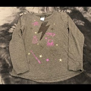 Other - ⭐️3/$15 ⭐️Harry Potter 🧙🏼‍♂️flip sequin shirt